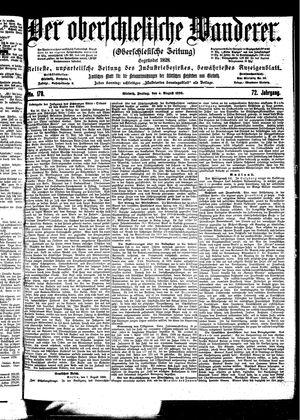 ˜Derœ Oberschlesische Wanderer on Aug 4, 1899