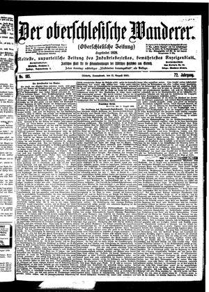 ˜Derœ Oberschlesische Wanderer on Aug 12, 1899