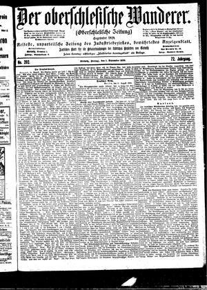 ˜Derœ Oberschlesische Wanderer on Sep 1, 1899