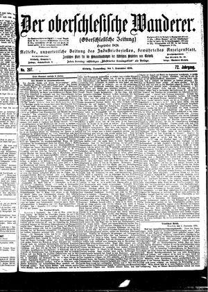 ˜Derœ Oberschlesische Wanderer vom 07.09.1899