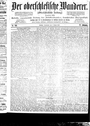 ˜Derœ Oberschlesische Wanderer on Oct 7, 1899