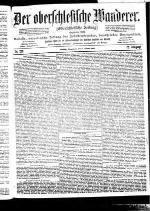 ˜Derœ Oberschlesische Wanderer vom 14.10.1899