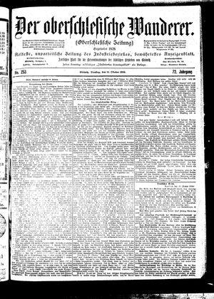 ˜Derœ Oberschlesische Wanderer on Oct 31, 1899