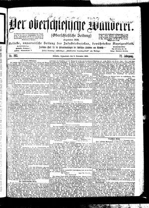 ˜Derœ Oberschlesische Wanderer on Nov 11, 1899