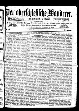 ˜Derœ Oberschlesische Wanderer on Dec 2, 1899