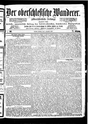 ˜Derœ Oberschlesische Wanderer vom 08.12.1899