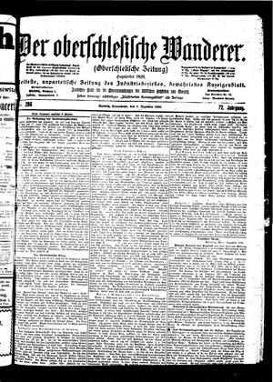 ˜Derœ Oberschlesische Wanderer vom 09.12.1899