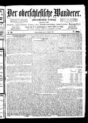 ˜Derœ Oberschlesische Wanderer vom 15.12.1899