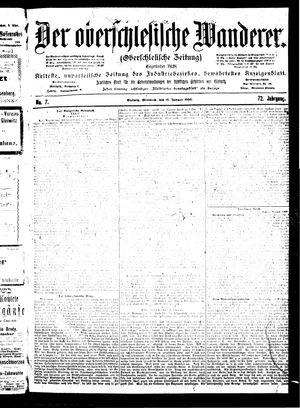 ˜Derœ Oberschlesische Wanderer vom 10.01.1900