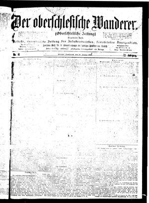 ˜Derœ Oberschlesische Wanderer vom 20.01.1900