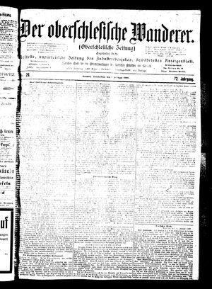 ˜Derœ Oberschlesische Wanderer vom 01.02.1900