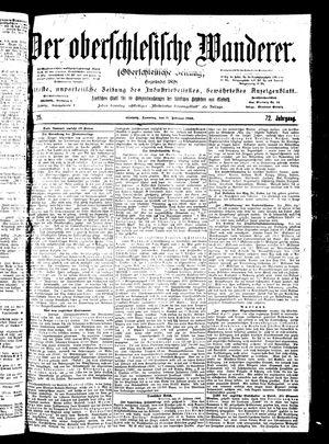 ˜Derœ Oberschlesische Wanderer on Feb 11, 1900
