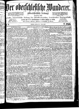 ˜Derœ Oberschlesische Wanderer vom 02.03.1900