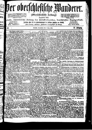 ˜Derœ Oberschlesische Wanderer vom 03.03.1900