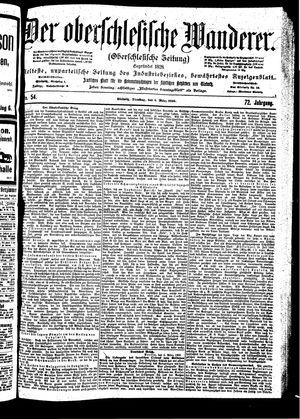 ˜Derœ Oberschlesische Wanderer vom 06.03.1900