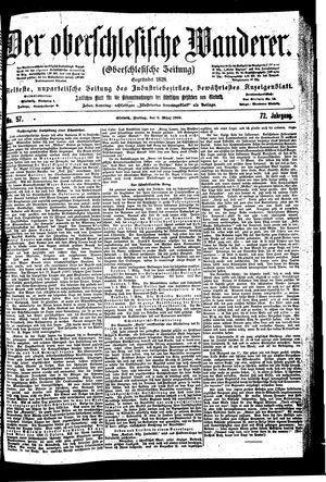 ˜Derœ Oberschlesische Wanderer vom 09.03.1900