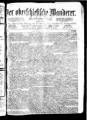 ˜Derœ Oberschlesische Wanderer vom 13.03.1900