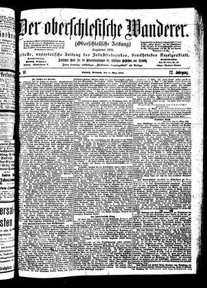 ˜Derœ Oberschlesische Wanderer vom 14.03.1900