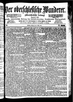 ˜Derœ Oberschlesische Wanderer vom 23.03.1900