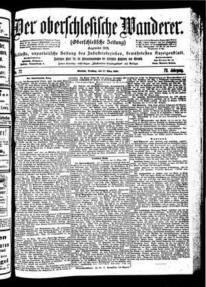 ˜Derœ Oberschlesische Wanderer on Mar 27, 1900