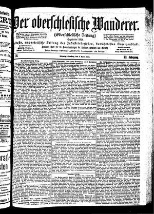 ˜Derœ Oberschlesische Wanderer vom 03.04.1900