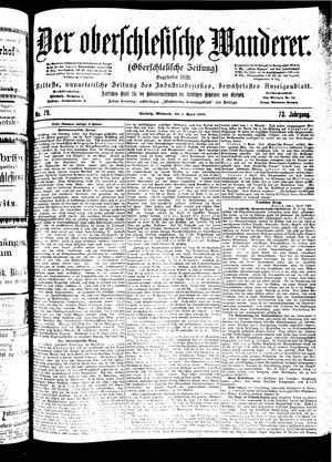 ˜Derœ Oberschlesische Wanderer on Apr 4, 1900