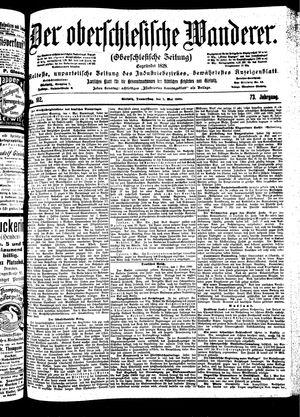˜Derœ Oberschlesische Wanderer vom 03.05.1900