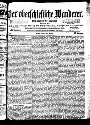˜Derœ Oberschlesische Wanderer vom 06.05.1900