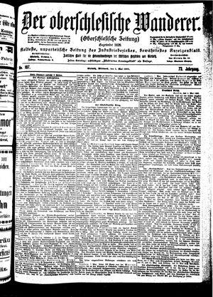 ˜Derœ Oberschlesische Wanderer vom 09.05.1900