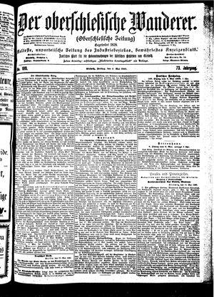 ˜Derœ Oberschlesische Wanderer vom 11.05.1900