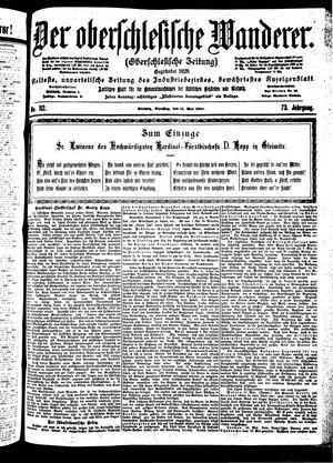 ˜Derœ Oberschlesische Wanderer vom 15.05.1900