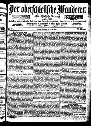 ˜Derœ Oberschlesische Wanderer vom 17.05.1900