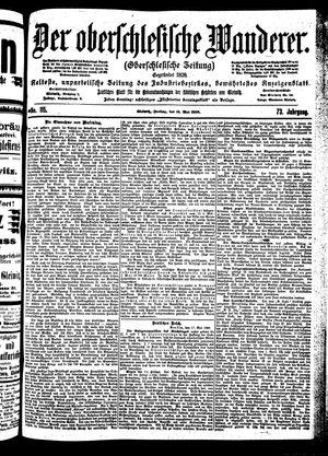 ˜Derœ Oberschlesische Wanderer vom 18.05.1900