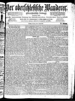 ˜Derœ Oberschlesische Wanderer vom 27.05.1900