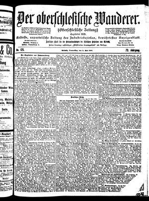 ˜Derœ Oberschlesische Wanderer vom 31.05.1900