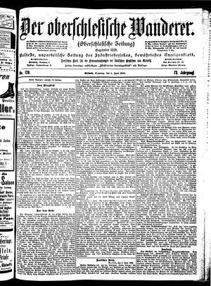 ˜Derœ Oberschlesische Wanderer vom 03.06.1900