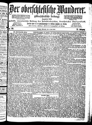 ˜Derœ Oberschlesische Wanderer vom 06.06.1900