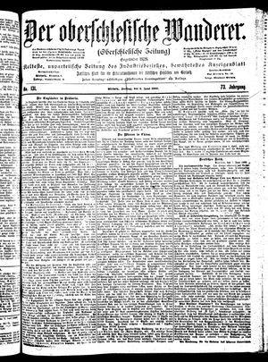 ˜Derœ Oberschlesische Wanderer vom 08.06.1900