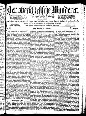 ˜Derœ Oberschlesische Wanderer vom 09.06.1900
