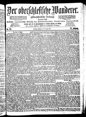 ˜Derœ Oberschlesische Wanderer on Jun 13, 1900