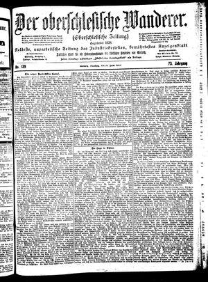 ˜Derœ Oberschlesische Wanderer vom 19.06.1900