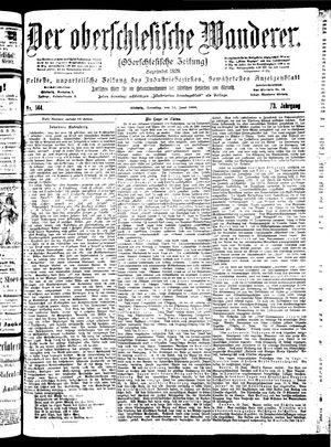 ˜Derœ Oberschlesische Wanderer vom 24.06.1900