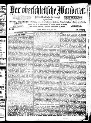 ˜Derœ Oberschlesische Wanderer vom 27.06.1900