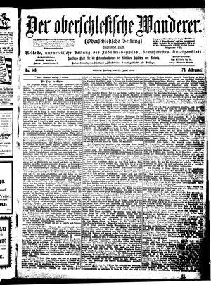˜Derœ Oberschlesische Wanderer vom 29.06.1900