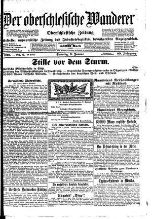˜Derœ Oberschlesische Wanderer on Jan 9, 1916
