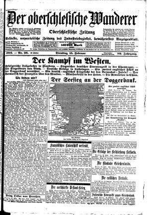 ˜Derœ Oberschlesische Wanderer on Feb 15, 1916