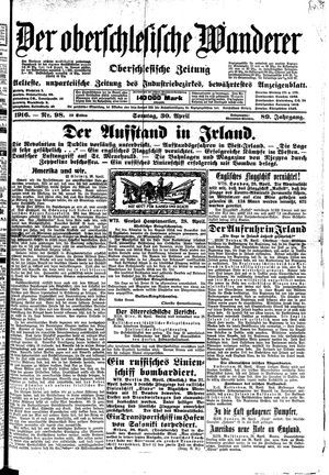 ˜Derœ Oberschlesische Wanderer on Apr 30, 1916