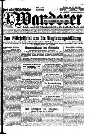 ˜Derœ Oberschlesische Wanderer on May 23, 1924