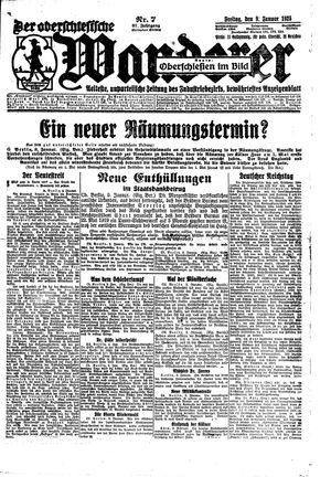 ˜Derœ Oberschlesische Wanderer on Jan 9, 1925