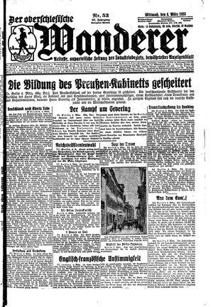 ˜Derœ Oberschlesische Wanderer on Mar 4, 1925